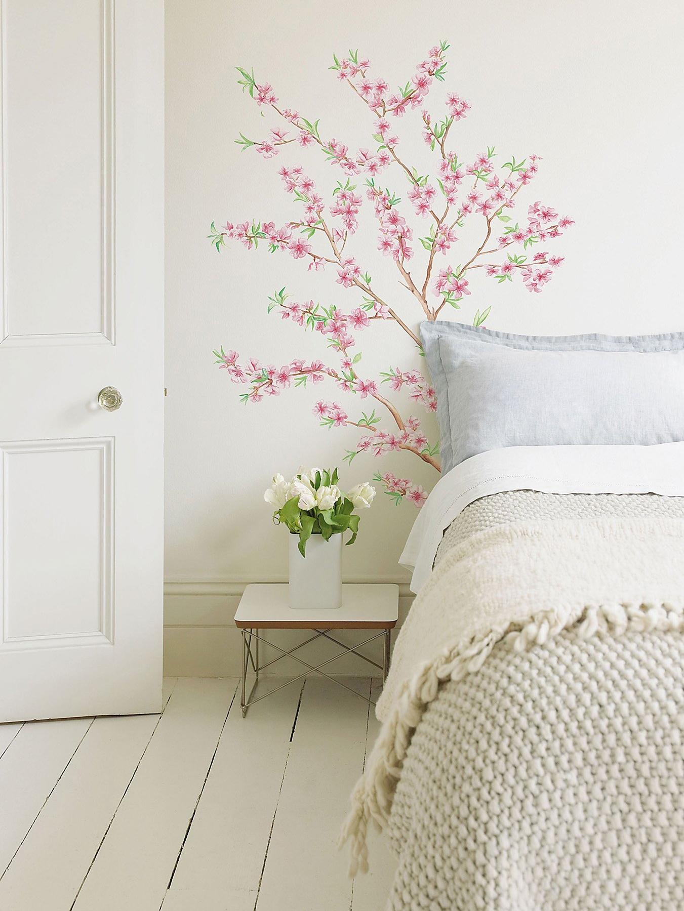 Slaapkamers 10 manieren om je slaapkamer een nieuwe frisse look te geven archana nl - Muur kamer kind ...