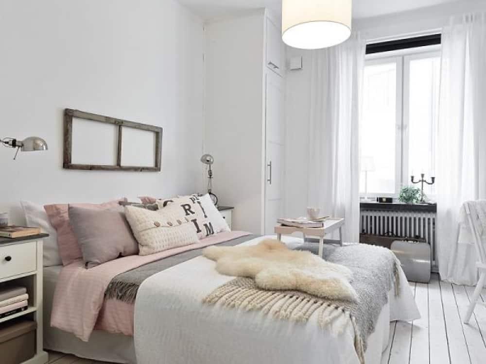 Interieur Ideeen Wit.10 Ideeen Voor Een Slaapkamer Met Wit Roze En Grijs Archana Nl