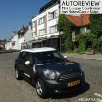 AUTOREVIEW: Mini Cooper Countryman van NobraCars Uden | www.archana.nl