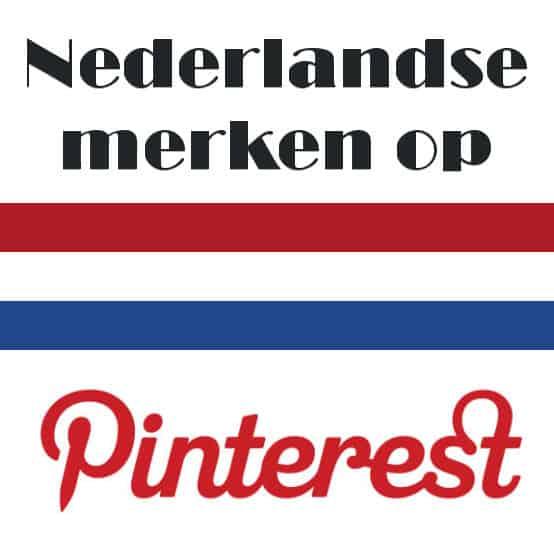 Nederlandse merken op Pinterest | Dutch brands on Pinterest | www.archana.nl