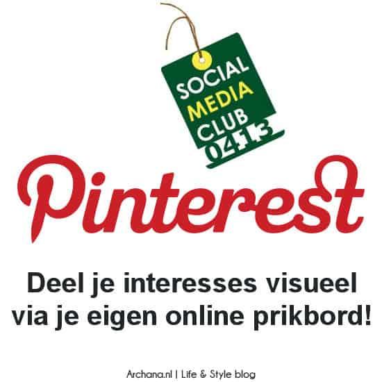 Mijn Pinterest presentatie voor SMC0413 | www.archana.nl