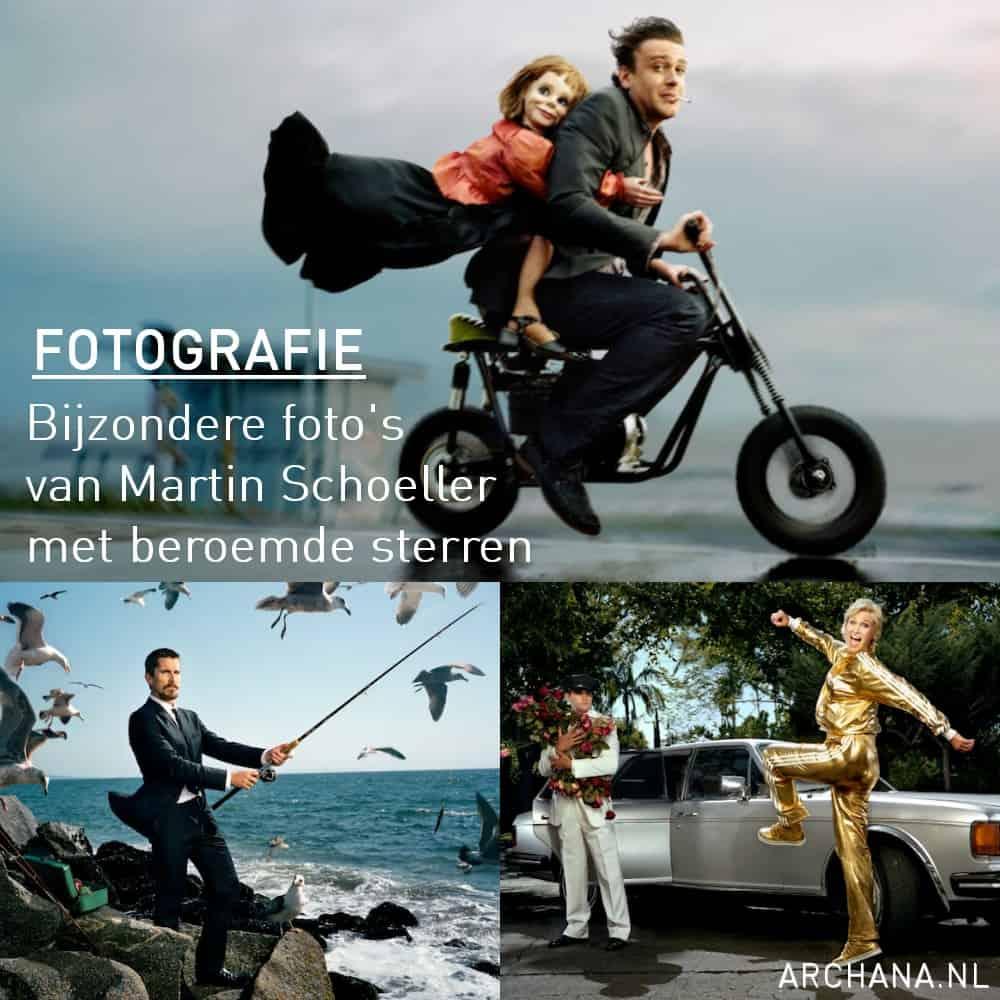 Bijzondere foto's van Martin Schoeller met beroemde sterren   www.archana.nl