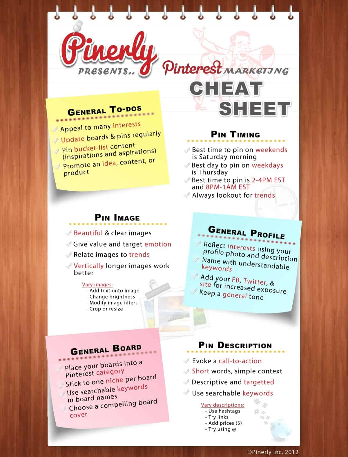 Pinterest Marketing Cheat Sheet | Starten met Pinterest voor je bedrijf en website | ARCHANA.NL #pinterestmarketing #pinteresttip