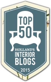Archana.nl | Life & Style blog in de Top 50 inspirerende interieurblogs voor 2015 | ARCHANA.NL