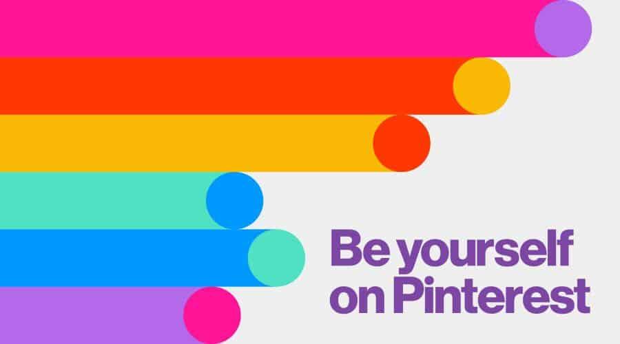 Be yourself on Pinterest - ARCHANA.NL #pinterest #pinterestnederland