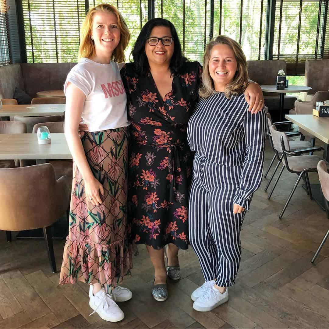 Deelnemers Pinterest Masterclass in Vlaardingen - di 2 juli 2019 - ARCHANA.NL