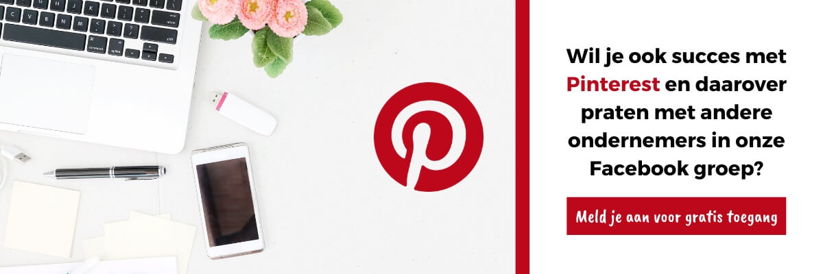Meld je aan voor gratis toegang in onze Pinterest groep op Facebook. - ARCHANA.NL