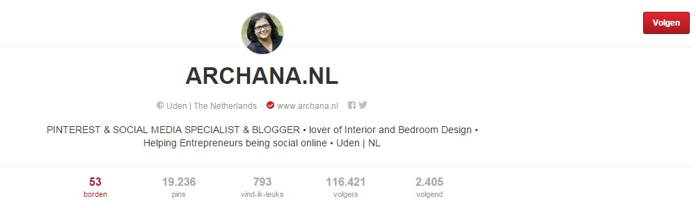 Archana op Pinterest | www.archana.nl