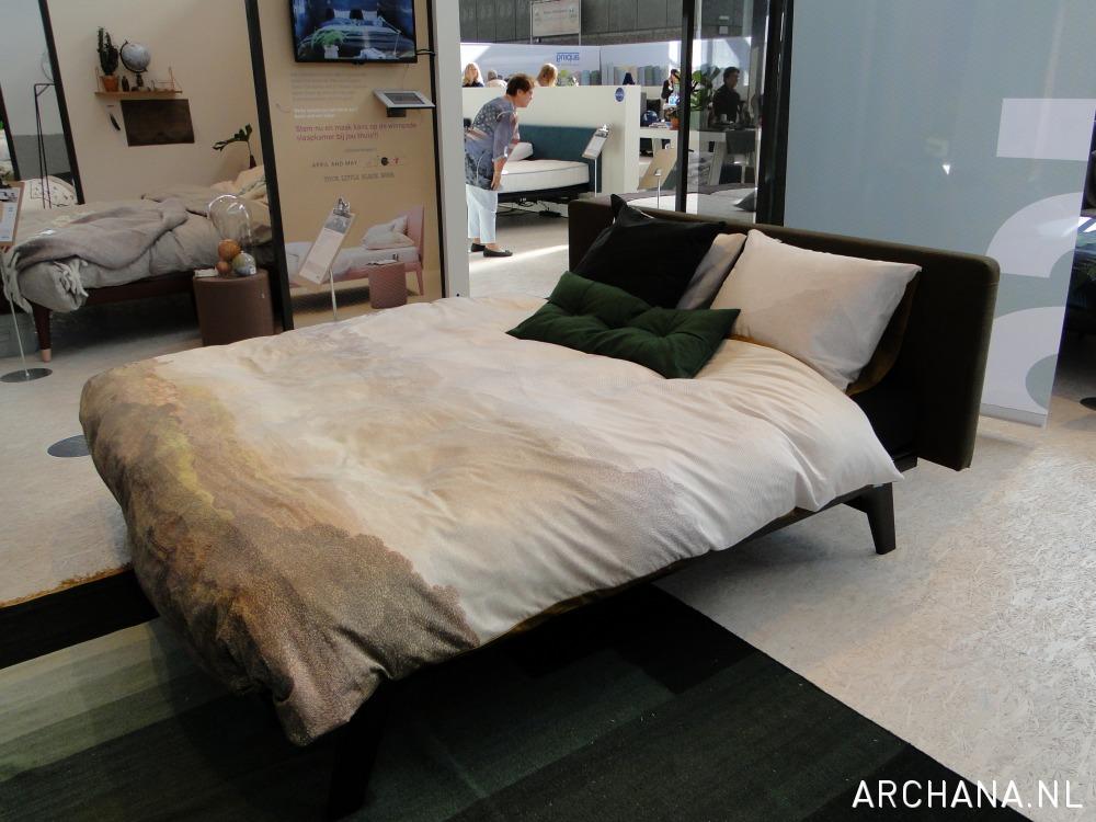 Slaapkamer inspiratie vt wonen&design beurs 2015 • ARCHANA.NL