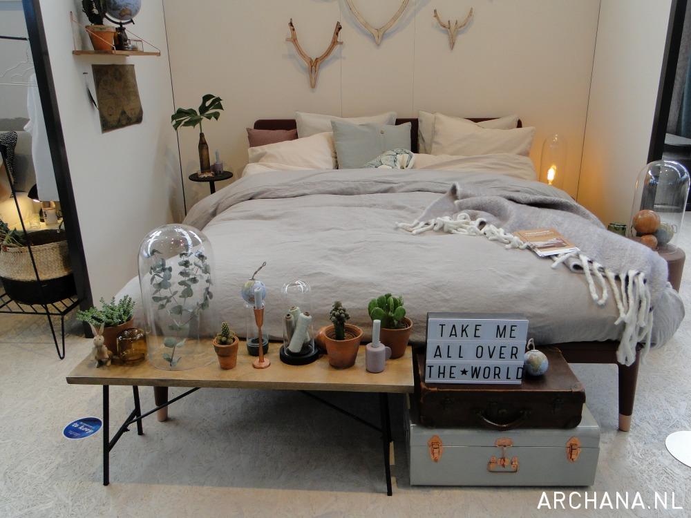 collectie auping slaapkamer inspiratie tijdens vt wonendesign beurs 2015 archana