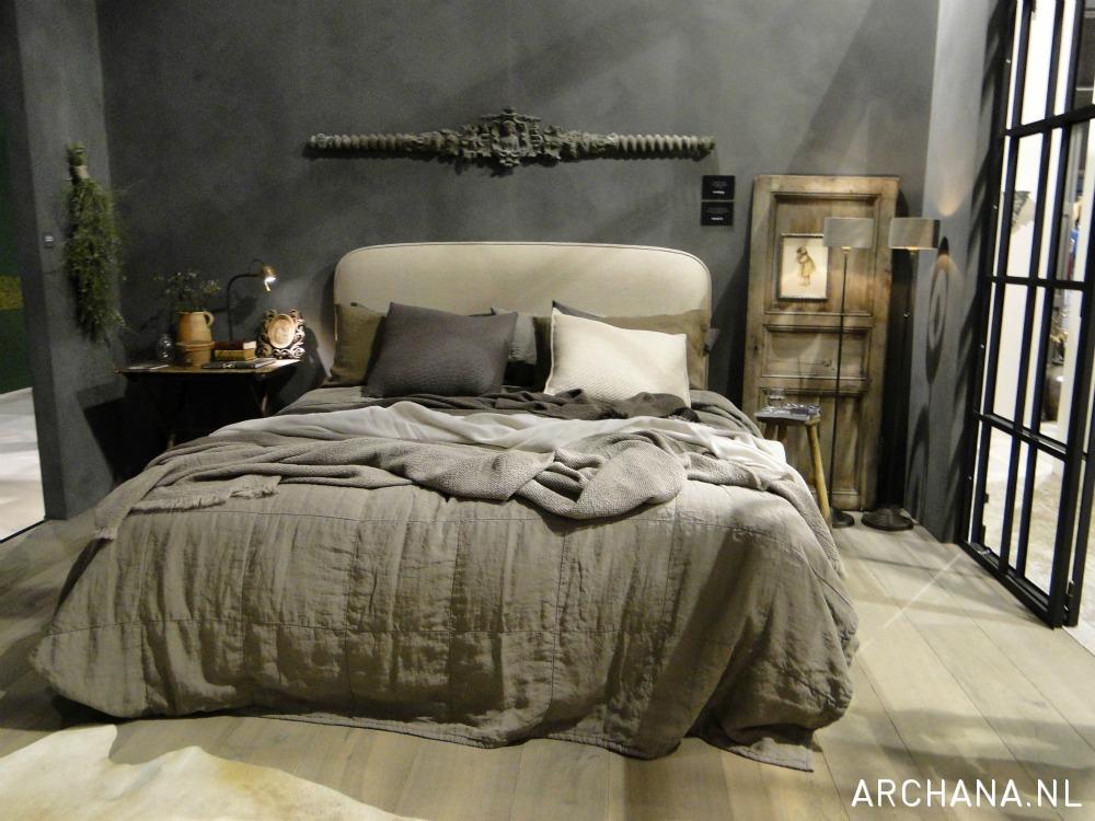 Slaapkamer inspiratie vt wonen design beurs 2015 archana nl for Interieur beurs
