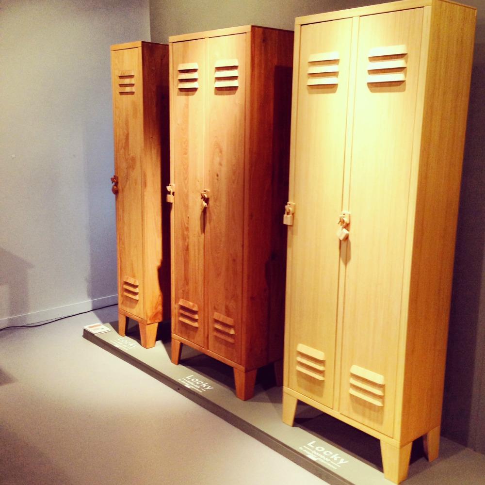 Dutch design handgemaakte houten design meubels van stephan siepermann archana nl - Exotisch onder wastafel houten meubilair ...