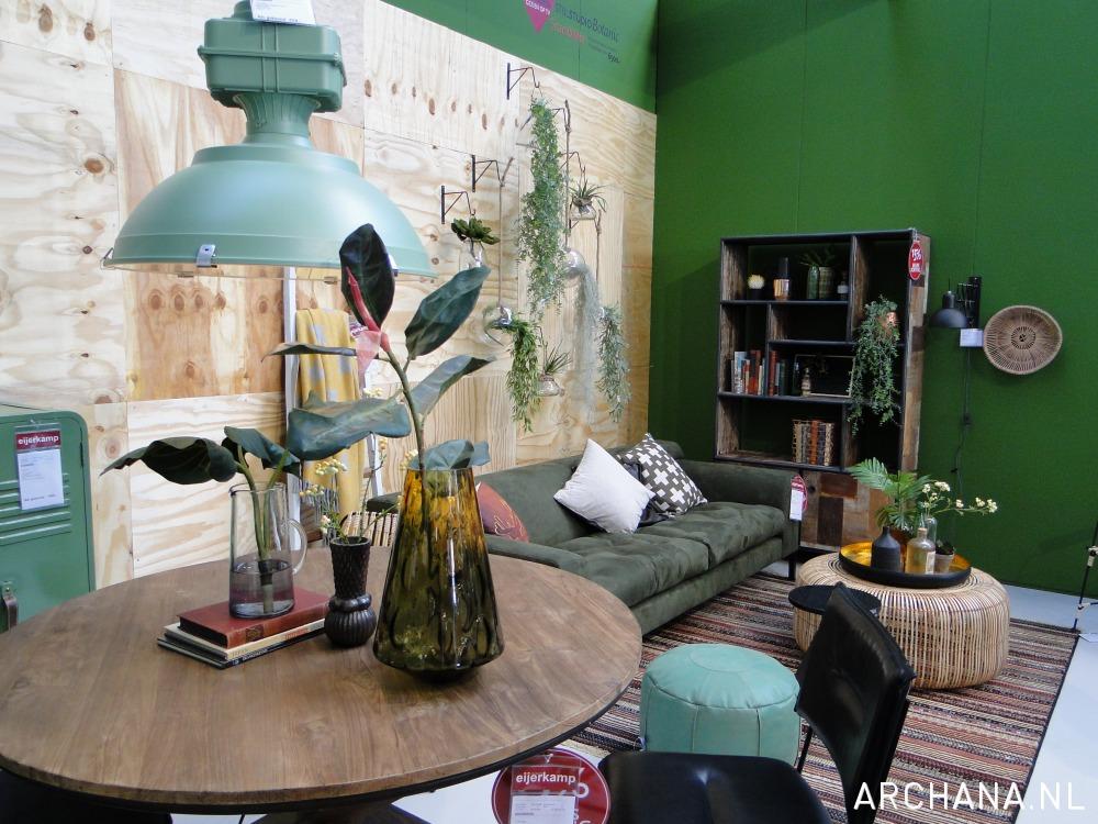 Interieur inspiratie tijdens vt wonen design beurs 2015 for Interieur beurs